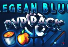 UHC PvP Texture Pack Aegean Blue