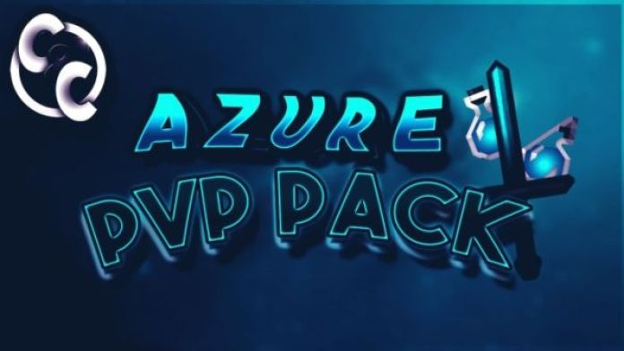 UHC PvP Texture Pack Azure 1.8/1.7