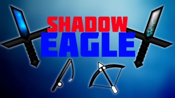 Animated PvP Texture Pack Shadow Eagle 1.11/1.10