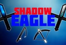 Animated PvP Texture Pack Shadow Eagle 1.11