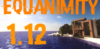 Minecraft 1.12 Equanimity Resource Pack