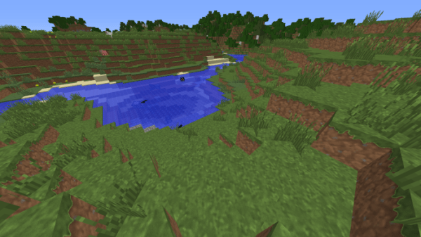 Faithful 128x128 Resource Pack for Minecraft 1.12, 1.11, 1.10.2, 1.9, 1.8