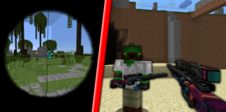 Sniper Bow Challenge Texture Pack