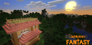 Jehkoba's Fantasy Resource Pack 1.12.2
