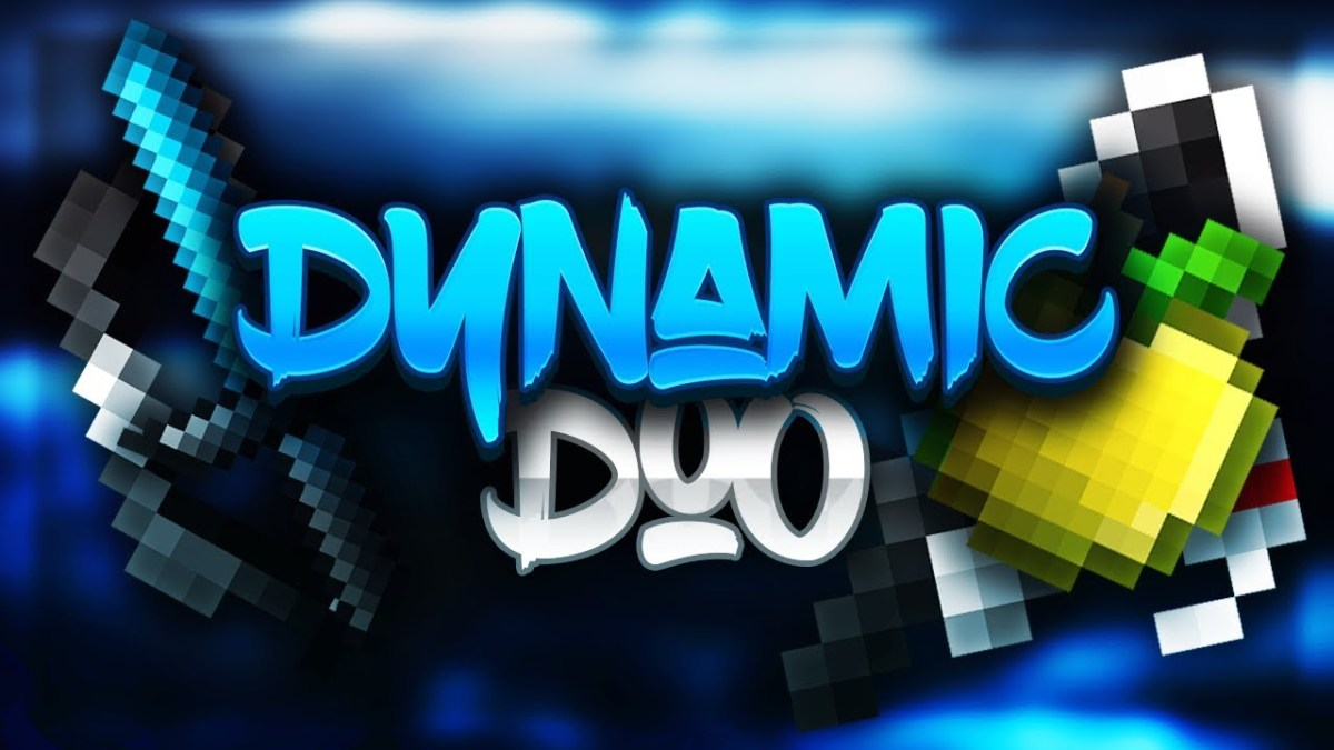 Dynamic Duo PvP Texture Pack [32x]