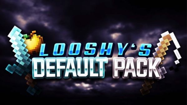 Looshys Default 16x PvP Texture Pack (FPS-Friendly)