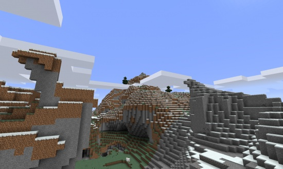 Herobrine Minecraft Seeds