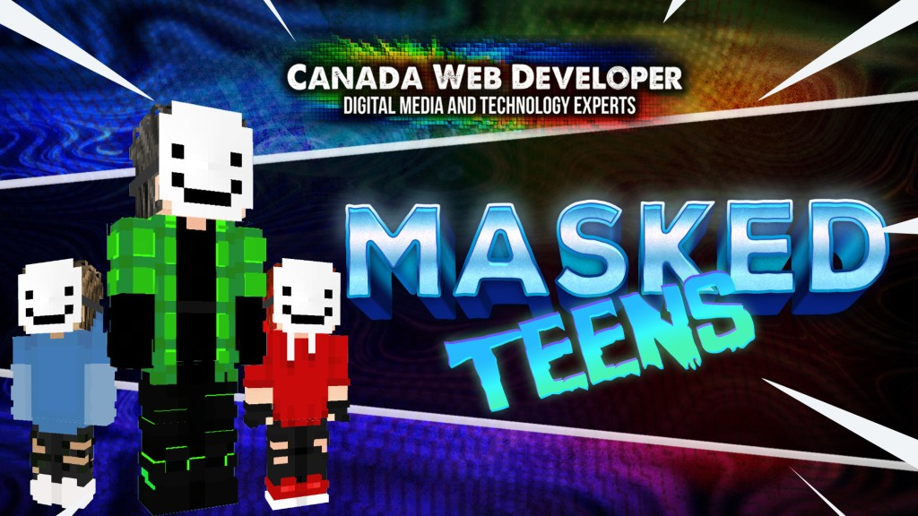 ometimes all you need is a mask to live your dream. 17 HD (128px) skins including: - 16 masked outfits and colors - 1 exclusive free skin by: Dannny0117 Created and Published by: Dannny0117 + Canada Web Developer.