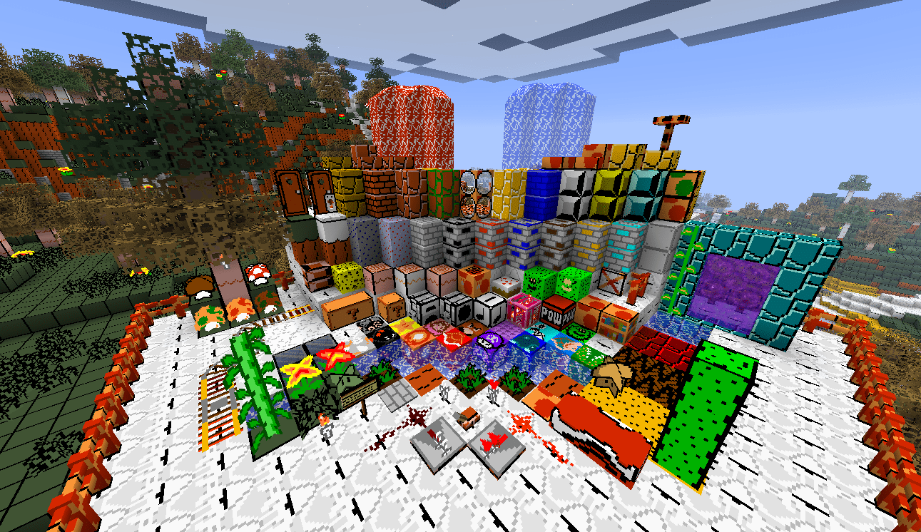 Dragon Ball Z Texture Pack