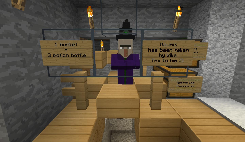 Rservoir En Vanilla Minecraftfr