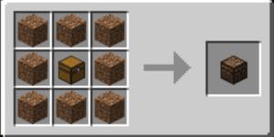 Cofres de hierro DirtChest