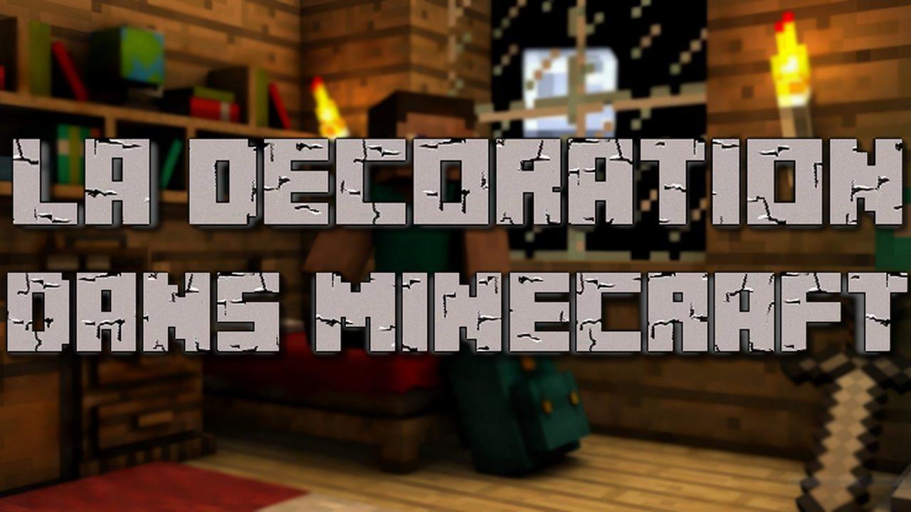 Idee De Decoration Dans Minecraft Minecraft Fr