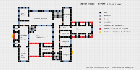 Les 15 Meilleurs Plans De Maison Dans Minecraft Minecraft Fr