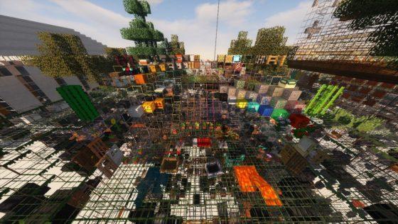 paquete de recursos de xray ultimate minecraft