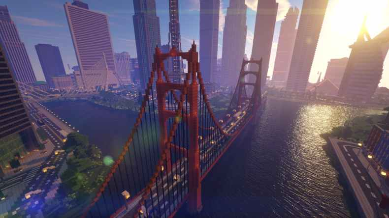Más allá de los sombreadores de creencias: Puente de San Francisco