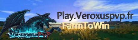 servidor superior minecraft pvp faction veroxus