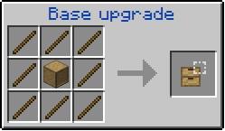 Actualización de la base de los cajones de almacenamiento