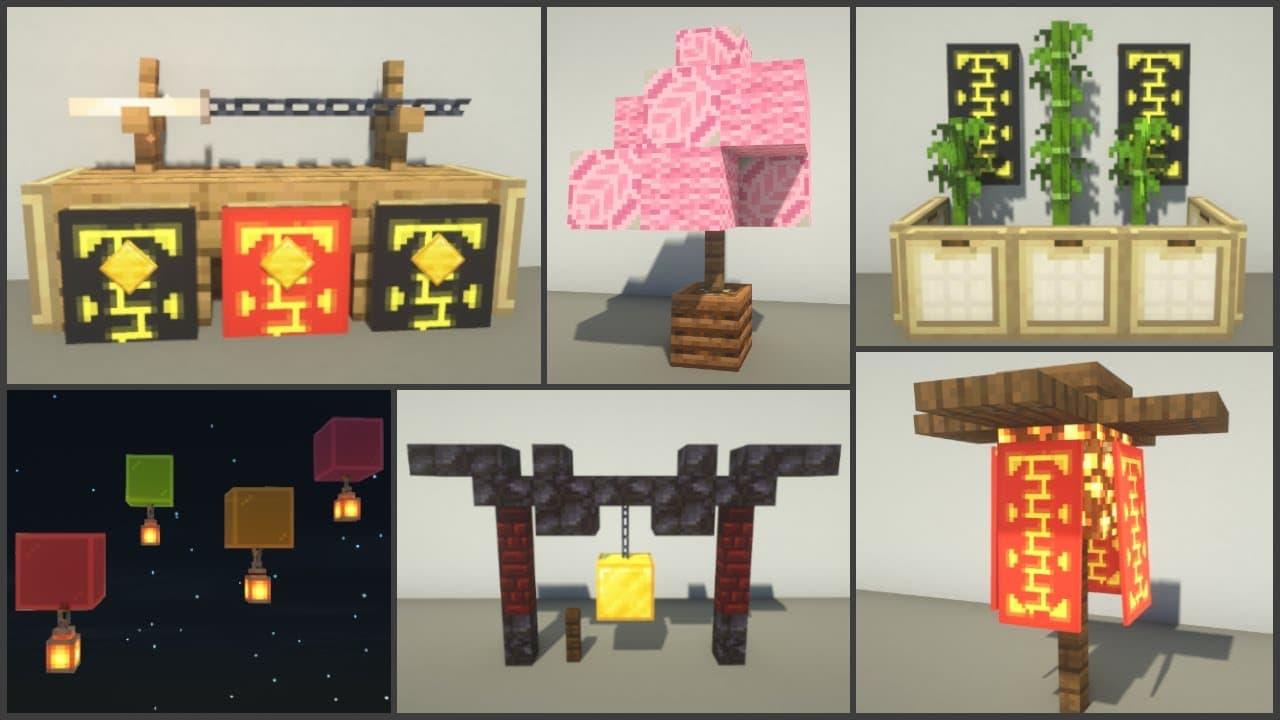 15 Astuces De Build Construction Japonais Dans Minecraft Minecraft Fr