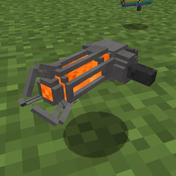 Mod de pistola de gravedad