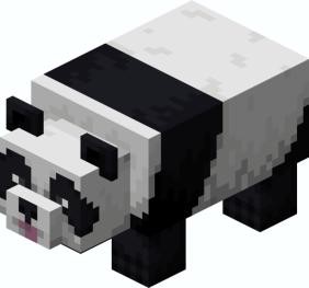 Jugador de panda