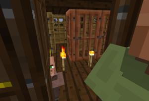 3Fドア部屋