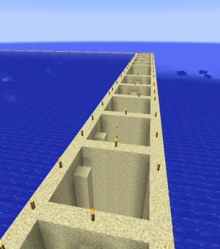 海底神殿今度こそ水抜けます(`・ω・´)