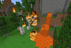 燃え広がってる