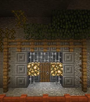 渓谷に町を作る – 鍛冶屋
