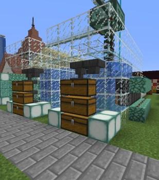 シーピクルス養殖機とコンブ自動収穫機完成