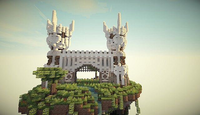 High Elven Build Pack City Minecraft Building Inc