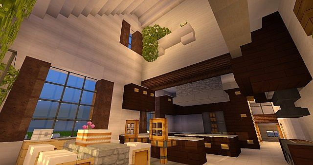 Minecraft Bedroom Designs Keralis | Homedesignview.co