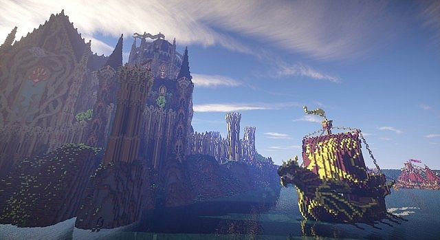 18 Cair Paravel Map Download Minecraft Forum