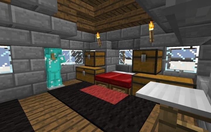 Survival House Tutorial Minecraft Building Inc