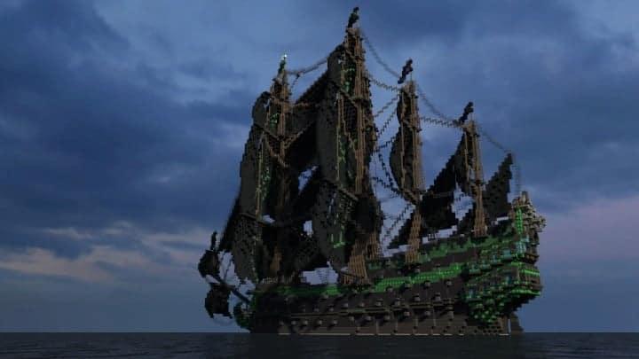 Minecraft End Ship Minecraft