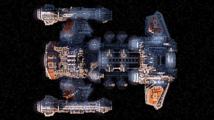 Starcraft 2 Minotaur Battlecruiser Minecraft Building Inc