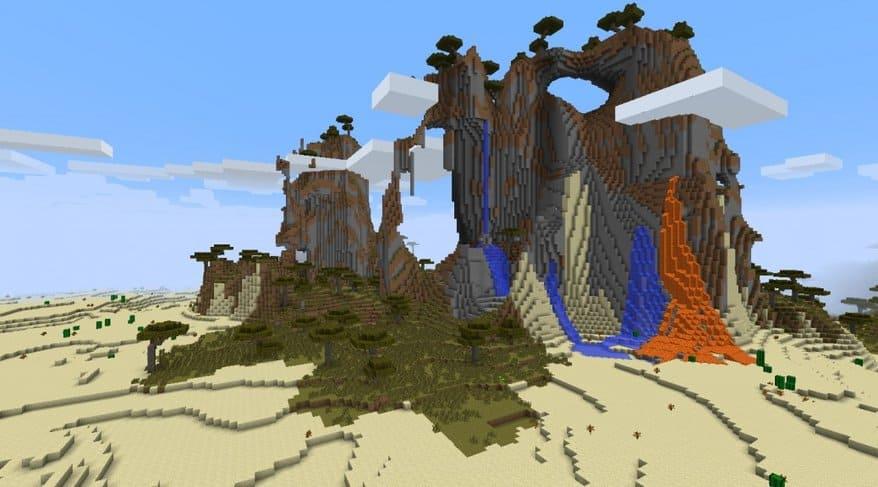 Minecraft 1 4 6 Mushroom Seed Biome