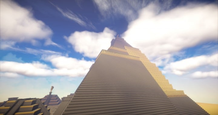 The Great Pyramid Of Meereen Game Of Thrones Minecraft Building Inc