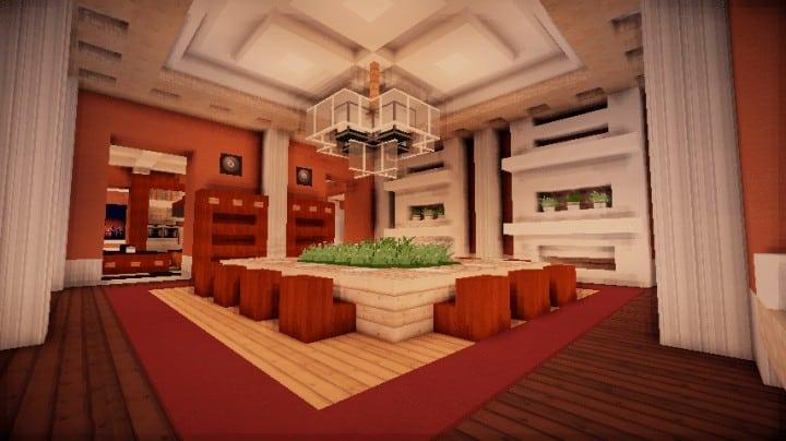 Luxury Beach House Minecraft Building Inc