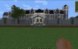 Palacio Minecraft