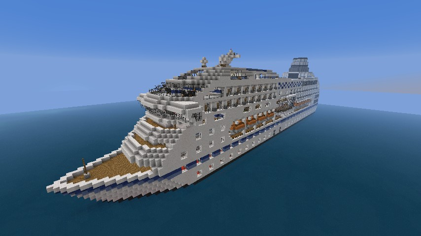 crucero minecraft descargar schematic