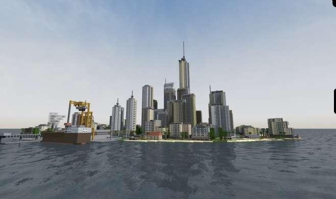 Mini City #MinecraftTexture