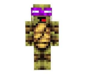 Tortuga Ninja #MinecraftSkin