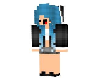 Skin Daphne Girl para Minecraft