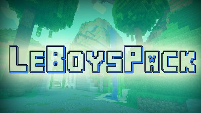 Le boys Pack PE