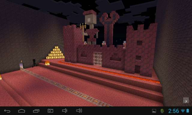 Biome Toller Coaster Mapa Minecraft PE 3