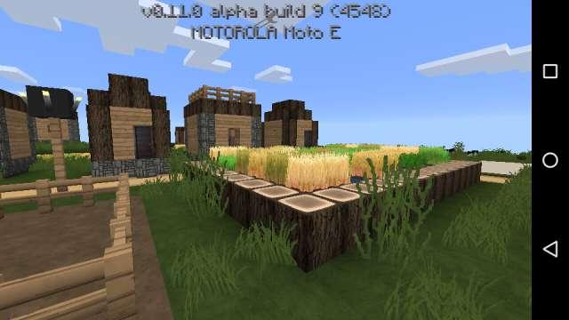 Flow's HD Beta Minecraft PE