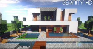 Serinity HD para Minecraft