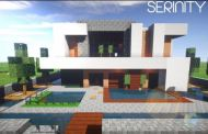 Serinity HD Minecraft 1.8.1[64x]