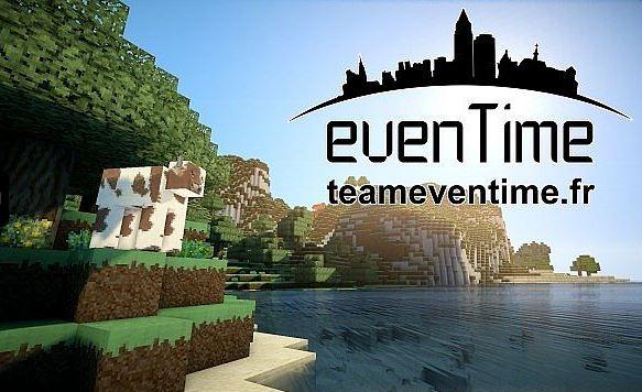 EvenTime Pack de Texturas Realista para Minecraft