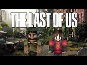 The last of us minecraft